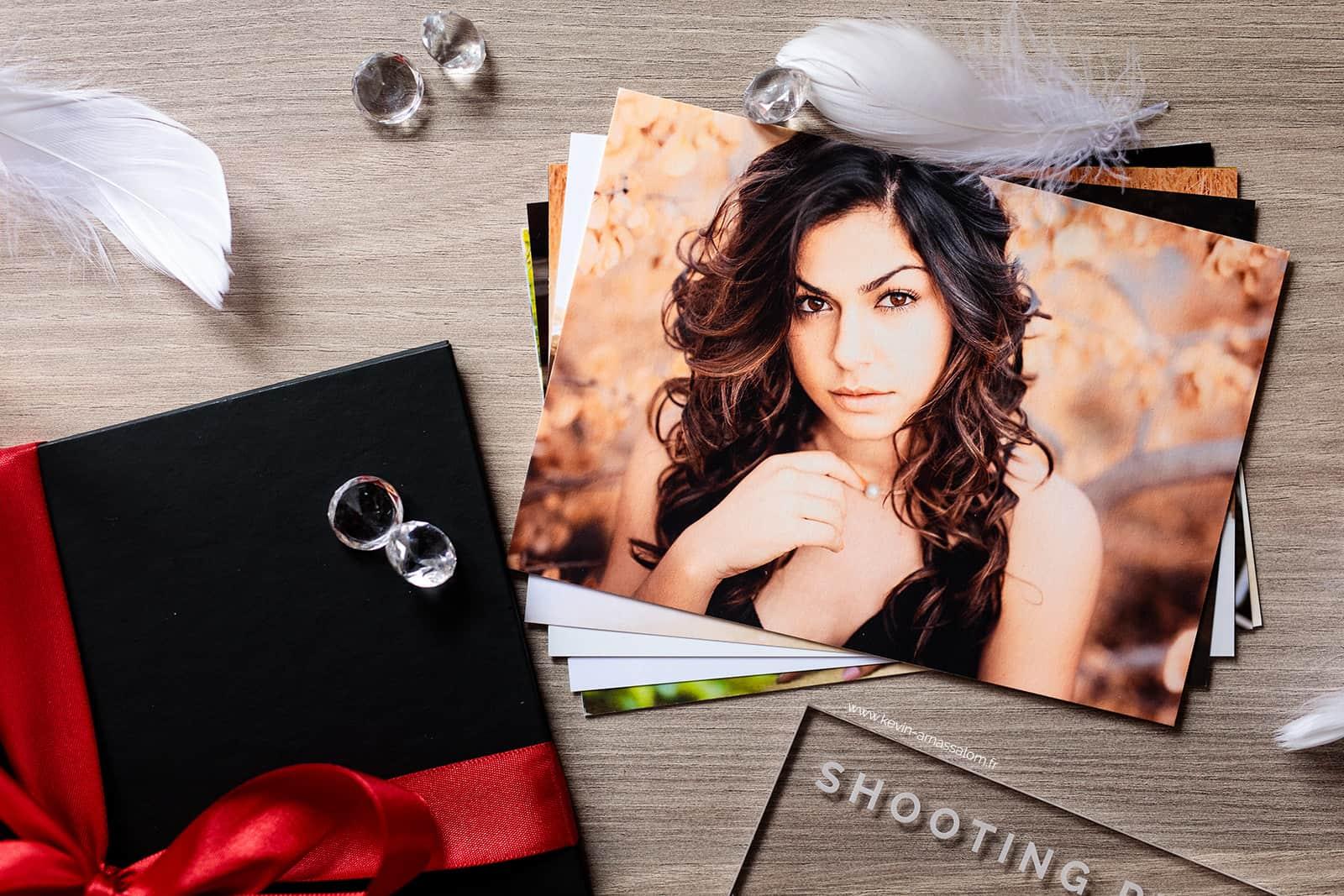 Tirages photo papier - idée cadeau 974
